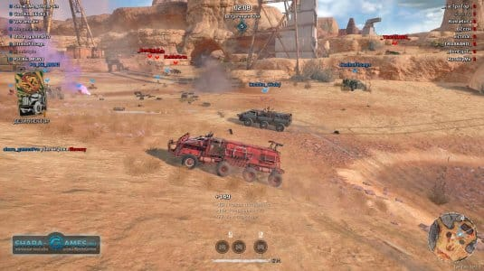 Армия дронов в Crossout