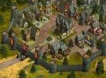 Развитый замок в Imperial Hero 2