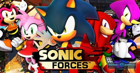 Скачать Sonic Forces