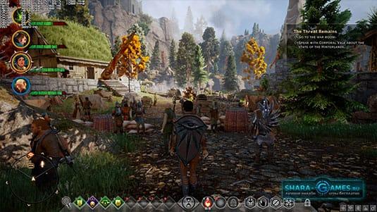Игровой процесс в Dragon Age: Inquisition