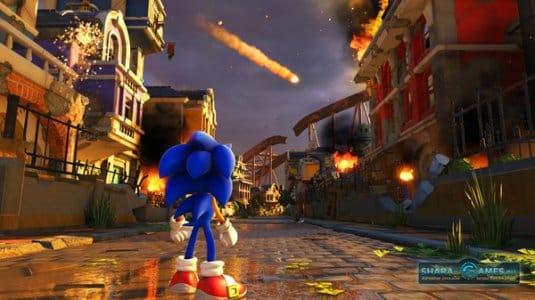 Не останавливайся, Sonic Forces