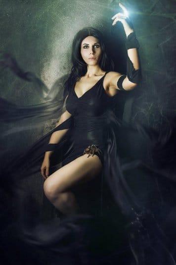 Косплей на Middle-earth от Елена Самко #1