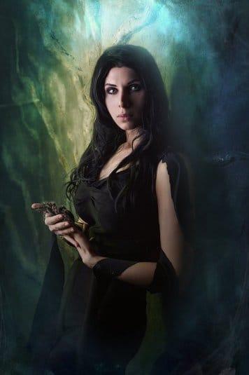 Косплей на Middle-earth от Елена Самко #3