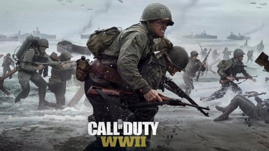Call of Duty: WWII, обои № 3