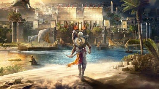 Assassin's Creed: Истоки, обои № 8