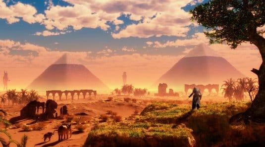 Assassin's Creed: Истоки, обои № 12