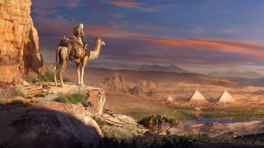 Assassin's Creed: Истоки, обои № 9
