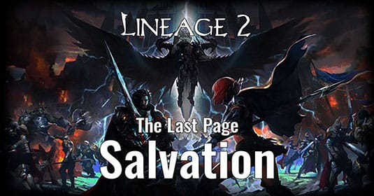 Lineage 2: Salvation