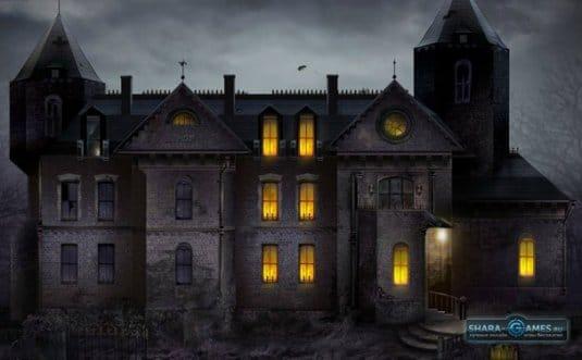 Завораживающий, мрачный, гротескный особняк