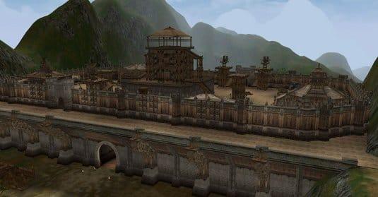 Крепость в Lineage 2: Salvation