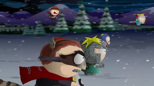 Обои South Park: The Fractured But Whole