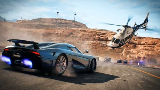 Обои Need for Speed: Payback