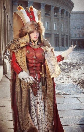 Косплеи, Наталия Alberti Воронинская фото № 46