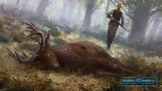 Дикая охота на Диком западе