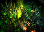 Обои World of Warcraf: Legion #2