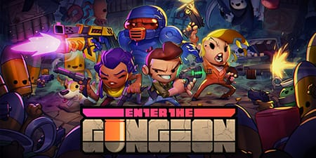 Скачать Enter the Gungeon