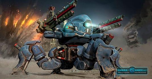 Скачать War Robots на Android через Google Play