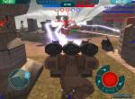 Скриншот № 1. Захват цели War Robots