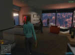 Скриншот № 9. Панорама GTA Online