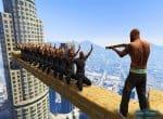 Скриншот № 5. Руки вверх! GTA Online