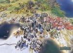 Скриншот № 2. Снежный регион Sid Meier's Civilization VI