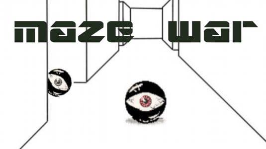 Maze War 1973