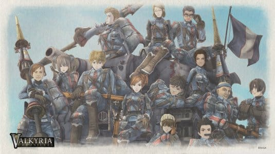 Sreenshot №6. Valkyria Chronicles