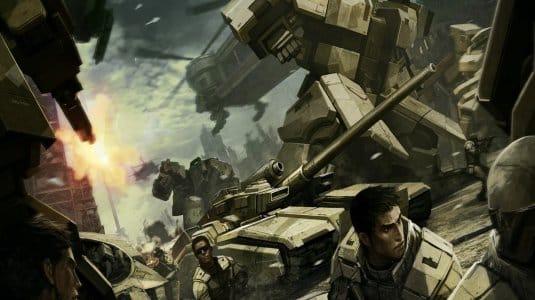 Sreenshot №15. Front Mission 3