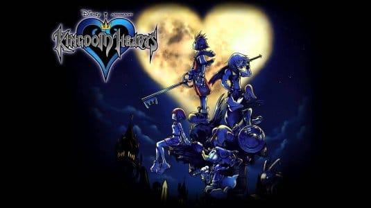 Sreenshot №14. Kingdom Hearts
