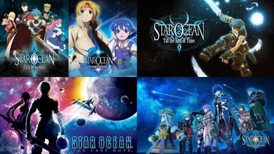 Sreenshot №1. Star Ocean