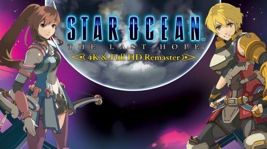 Sreenshot №2. Star Ocean Remaster