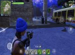 Стрельба Fortnite iOS