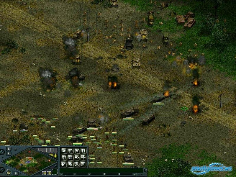 Наступление армии
