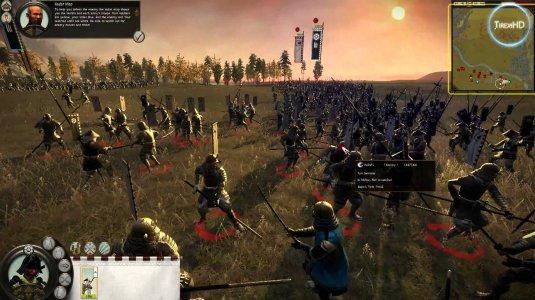 Сражение в Тотальная Война: Сёгун 2