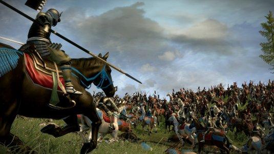 Смелая конница в бой идёт