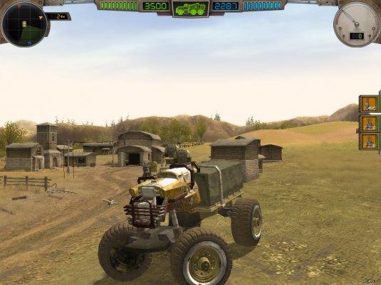 Трактор убийца