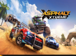 Скриншоты Asphalt Xtreme