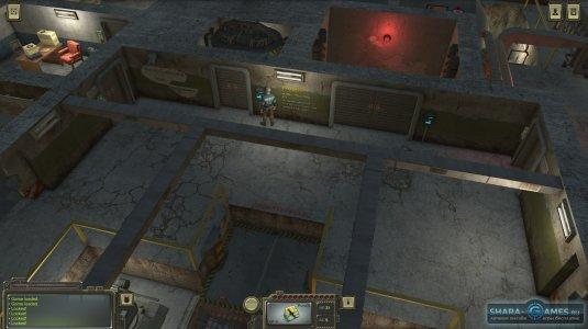 Секретная лаборатория
