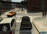 Скриншоты № 9. Дорожный диалог Grand Theft Auto IV