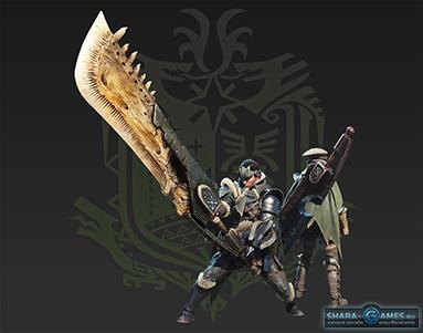 Двуручный меч