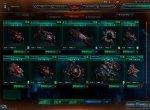 Скриншоты № 2. Корабли Starfall Online