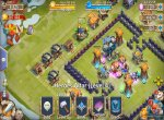 Скриншоты № 3. Стены Castle Clash: Age of Legends
