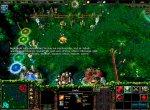 Скриншот 1. Всем известная карта DotA