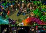 Скриншот 3. Игра за ночных эльфов в Warcraft III: The Frozen Throne