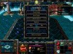 Скриншот 7. Меню Warcraft III во время паузы