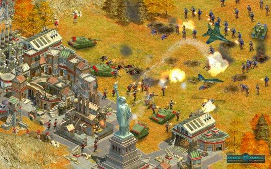 Современное военное столкновение