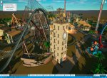 Скриншот Planet Coaster № 1. Steam Workshop, где игроки делятся своими построенными объектами