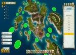 Скриншот Tropico 6 № 5. Зелёные кольца, которые указывают на место, где полно рыбы и её легко ловить