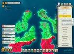 Скриншот Tropico 6 № 13. Схематическая карта Tropico 6, которая показывает то, где есть электричество, а где его нет