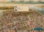 Скриншот № 12 Omerta: City of Gangsters. Стратегическая карта города